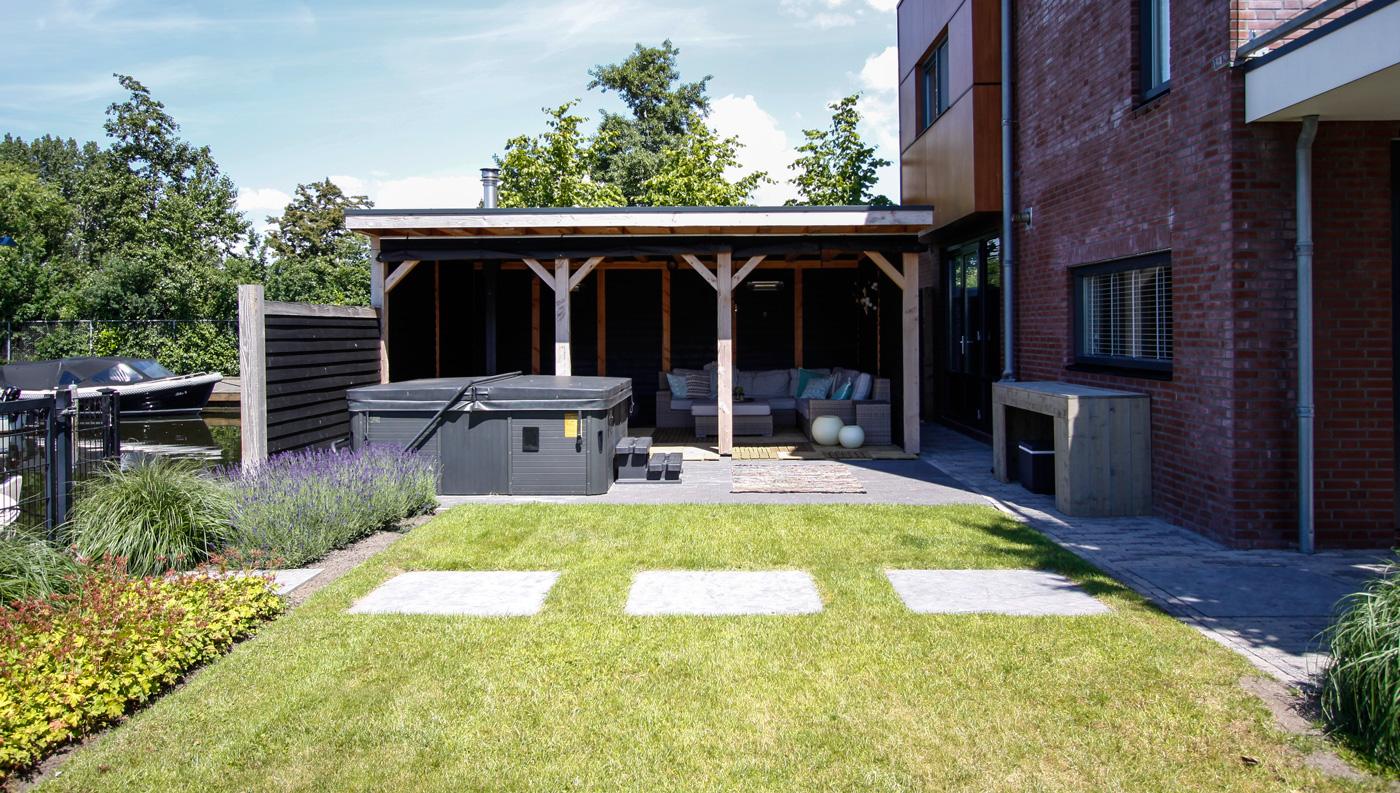 Voorbeelden tuinhuis veranda pergola tuinfoto 39 s ter inspiratie - Ontwerp tuinhuis ...